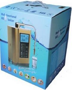 ... EHM 729 Wasserionisierer Verpackung